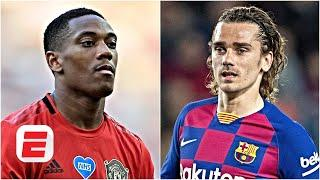 Anthony Martial or Antoine Griezmann: Who leads the line for France at Euro 2020? | ESPN FC