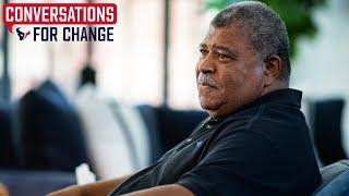 Romeo Crennel Hopes to Push for More Black Coaching Opportunities   Texans Conversations for Change