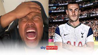 Chunkz reacts to Gareth Bale's Spurs transfer   Saturday Social feat Harry Pinero