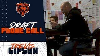 Behind the Scenes | Trevis Gipson finds out he's a Chicago Bear
