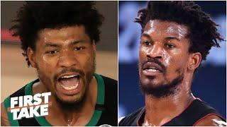 Jimmy Butler or Marcus Smart: Who will be the MVP of Game 4? | First Take