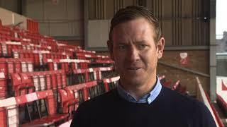 REACTION | Holden happy with big three points! | Nottingham Forest 1-2 Bristol City