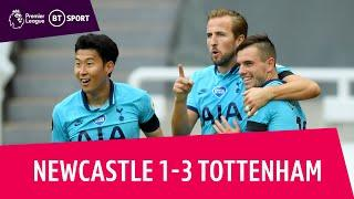 Newcastle vs Tottenham (1-3) | Premier League highlights