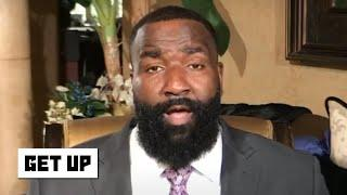 What Kendrick Perkins would tell younger players about the NBA's Orlando bubble   Get Up