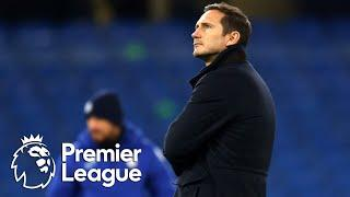 PL top four race heats up; Is Lampard's time in Chelsea running out? | Pro Soccer Talk | NBC Sports