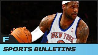 "Knicks Were Lebron James' 1st Choice In 2010, But Meeting Was A TOTAL ""Disaster"""