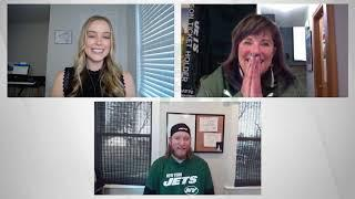 Fan Hall of Fame Induction | Nick Mangold Surprises 2020 Jets Fan Hall of Fame Class