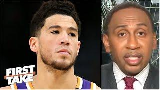 Is Devin Booker wasting his best years with the Suns? | First Take
