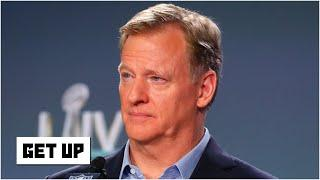 Roger Goodell & Power 5 commissioners had a conference call about college football's plans | Get Up