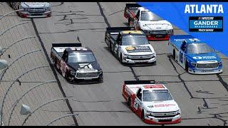 Vet Tix Camping World 200 at Atlanta Motor Speedway | NASCAR Truck Series Full Race Replay