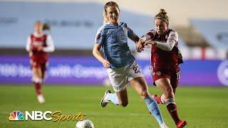 Women's Super League: Manchester City v. Arsenal | EXTENDED HIGHLIGHTS | NBC Sports