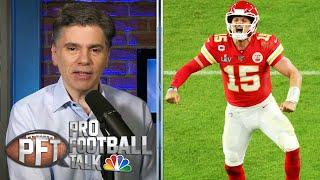Royals were smart to let Patrick Mahomes buy piece of team | Pro Football Talk | NBC Sports