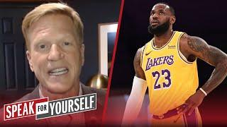 There's no cause for concern over Lakers' management of LeBron — Bucher | NBA | SPEAK FOR YOURSELF