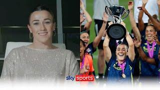 Lucy Bronze wins The Best FIFA Women's Player award for 2020!