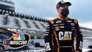 NASCAR America: Tyler Reddick starting to find his speed in NASCAR Cup Series | Motorsports on NBC
