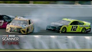 Pocono Scanner Sounds: 'He spun us, wrecked us' | NASCAR Cup Series