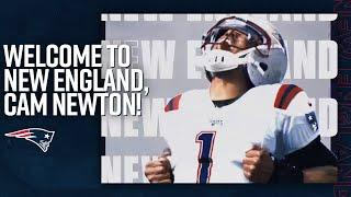 Welcome to New England, Cam Newton! | Patriots Hype Video