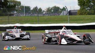 IndyCar: Harvest GP Race 1 at IMS Road Course | EXTENDED HIGHLIGHTS | 10/2/20 | Motorsports on NBC