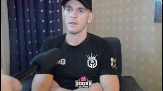 """AN THE NEW!"" GAVIN GWYNNE IN CONFIDENT MOOD AHEAD OF COMMONWEALTH TITLE FIGHT"