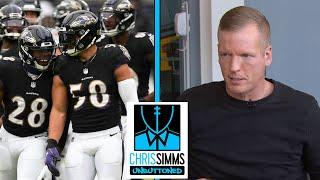 Super Wild Card Weekend: Keys to Baltimore Ravens vs. Tennessee Titans | Chris Simms Unbuttoned