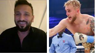 'JAKE PAUL WANTED $20M TO FIGHT ME - & THAT WAS JUST HIM THINKING ABOUT IT' - REVEALS JOE FOURNIER