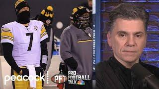 Why Pittsburgh Steelers will rest Ben Roethlisberger in Week 17 | Pro Football Talk | NBC Sports