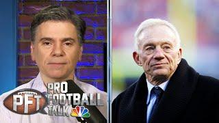 Do Dallas Cowboys, New England Patriots deserve 5 prime time games? | Pro Football Talk | NBC Sports