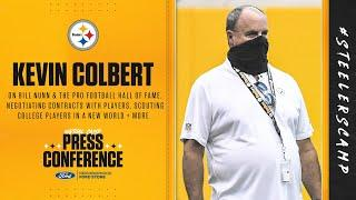 Steelers Virtual Camp Press Conference (Aug. 26): GM Kevin Colbert | 2020 Training Camp