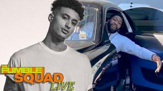 Kyle Kuzma Roasts Anthony Davis For Flossing His EXPENSIVE New Car After Winning A Championship