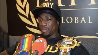 LEWIS RITSON DON'T BE SCARED' - AKEEM ENNIS BROWN REACTS TO BOWES WIN / WANTS THE BIG DOMESTIC NAMES