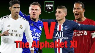 The end of the Vardy party? Why Julien Laurens won't select Jamie Vardy in his 'V' Team | ESPN FC