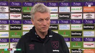 """""""I want to be the one who can back it up."""" Moyes ensuring that his West Ham side stay humble"""