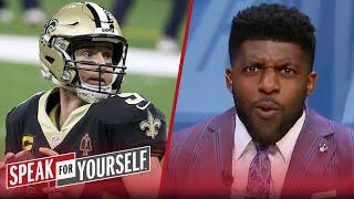 Brees retires after 20 NFL seasons; Drew had nothing left to accomplish — Acho | SPEAK FOR YOURSELF