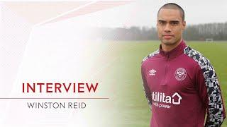 """First Interview   Winston Reid   """"It is nice to come out here and be involved in a new environment"""""""
