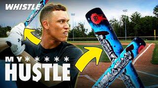 He Makes Custom Bats & Cleats For MLB PLAYERS! Aaron Judge, Robinson Cano, & MORE!