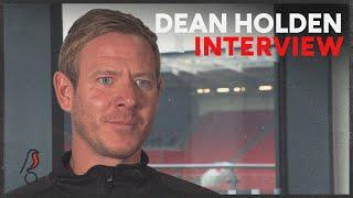 INTERVIEW | Holden looking for strong performance | Nottingham Forest vs Bristol City
