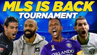 MLS Is Back Tournament! What You Need To Know About Return To Play
