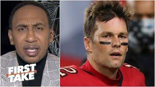 He 'looked like straight garbage' - Stephen A. makes no excuses for Tom Brady   First Take