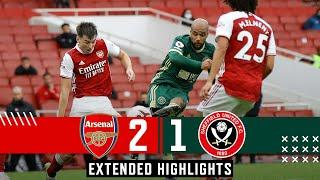 Arsenal 2-1 Sheffield United | Extended Premier League highlights