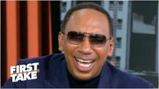 Stephen A. reacts to the Cowboys' blowout loss vs. the Cardinals | First Take
