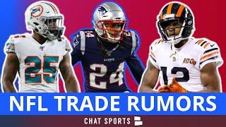 NFL Trade Rumors On Stephon Gilmore, Zach Ertz & Xavien Howard + Allen Robinson Injury News