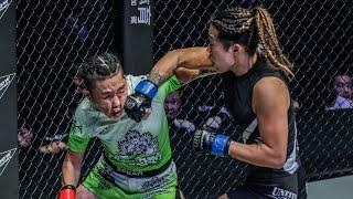 5 GREATEST Women's Fights In ONE Championship History