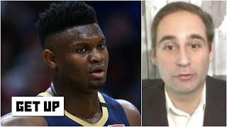 Breaking down Zion Williamson & the Pelicans' road to the NBA playoffs | Get Up