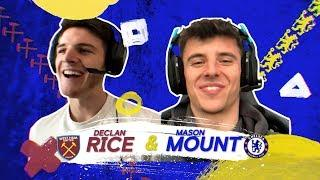 Mason Mount v Declan Rice | Chelsea v West Ham | Ultimate FIFA 20 Showdown