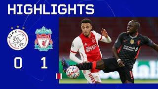 Short Highlights | Ajax - Liverpool | UEFA Champions League