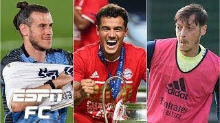Gareth Bale, Philippe Coutinho or Mesut Ozil: Who still has the most to give? | ESPN FC Extra Time