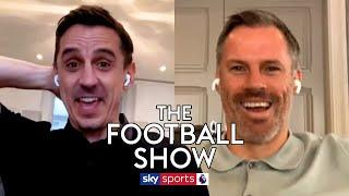 Neville and Carragher react to the return of Premier League football | The Football Show