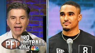 Eagles GM Howie Roseman makes Jalen Hurts situation very confusing   Pro Football Talk   NBC Sports