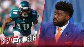 Eagles should handle DeSean Jackson, not let sports world 'cancel' him | NFL | SPEAK FOR YOURSELF