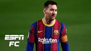 Lionel Messi's Barcelona contract LEAKED! Will this affect his commitment to Barca?   ESPN FC